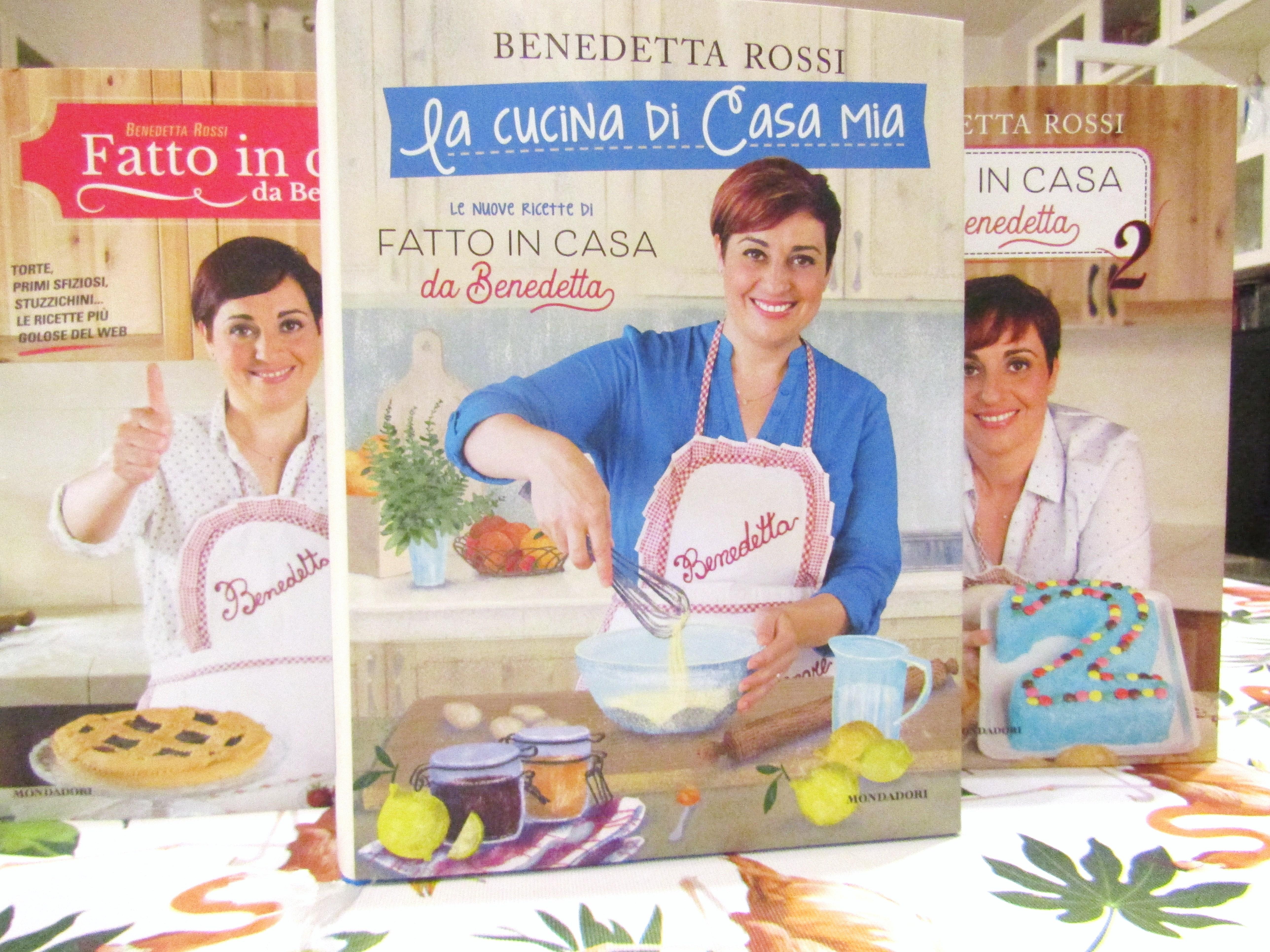 La Cucina Di Casa Mia Di Benedetta Rossi La Gatta Con Gli Occhiali